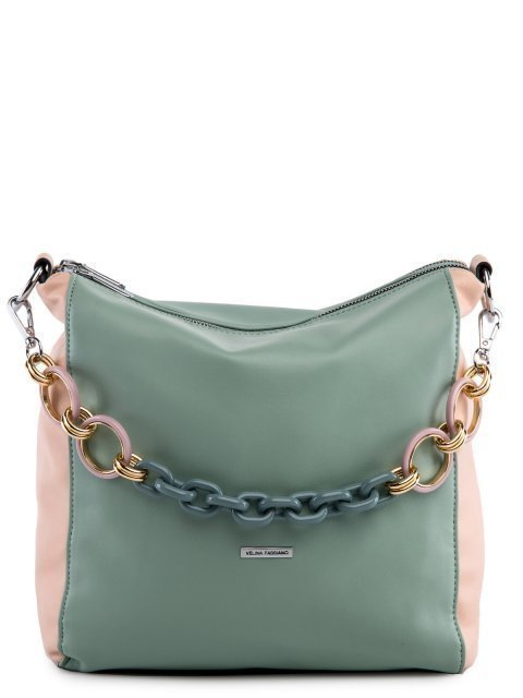 Мятная сумка мешок Fabbiano - 3599.00 руб