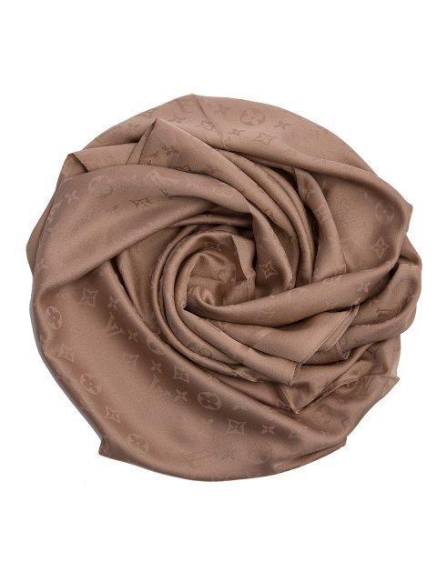 Бежевый платок Палантин - 770.00 руб