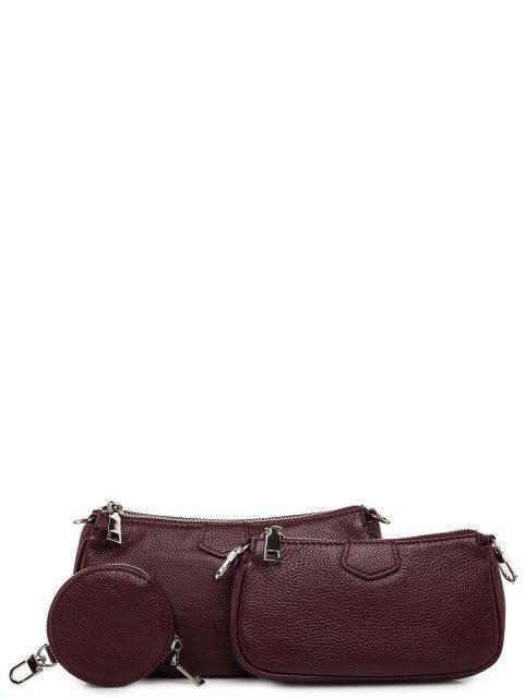 Бордовая сумка планшет Polina - 3997.00 руб