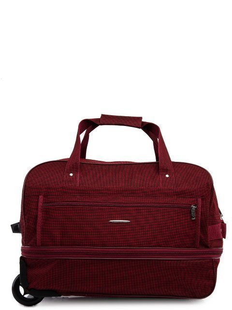 Бордовый чемодан Lbags - 2790.00 руб