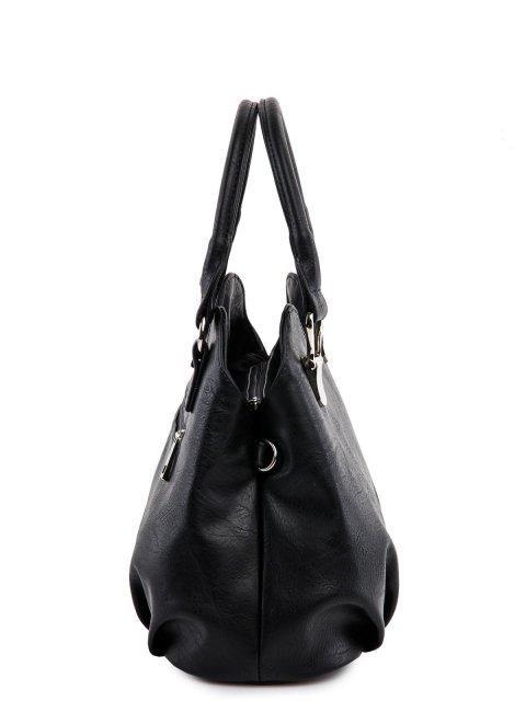 Чёрная сумка классическая S.Lavia (Славия) - артикул: 279 512 01 - ракурс 2