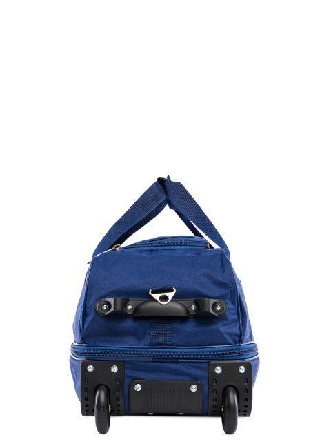 Синий чемодан Lbags (Эльбэгс) - артикул: К0000013233 - ракурс 2