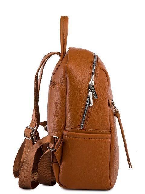 Рыжий рюкзак David Jones (Дэвид Джонс) - артикул: 0К-00026259 - ракурс 2