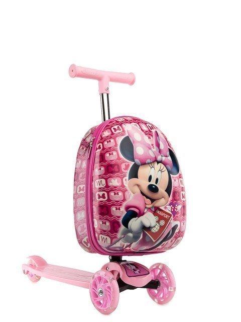 Розовый чемодан Angelo Bianco - 7999.00 руб