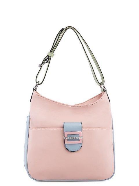 Розовая сумка мешок Fabbiano - 3399.00 руб