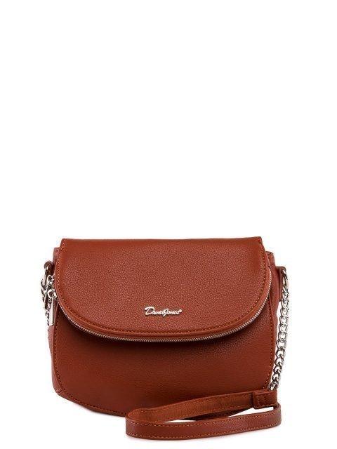 Рыжая сумка планшет David Jones - 2299.00 руб