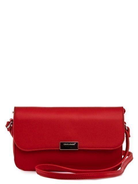 Красная сумка планшет David Jones - 1699.00 руб