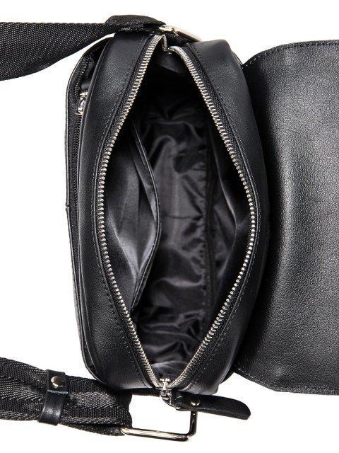 Чёрная сумка планшет S.Lavia (Славия) - артикул: 0053 10 01.83 - ракурс 4