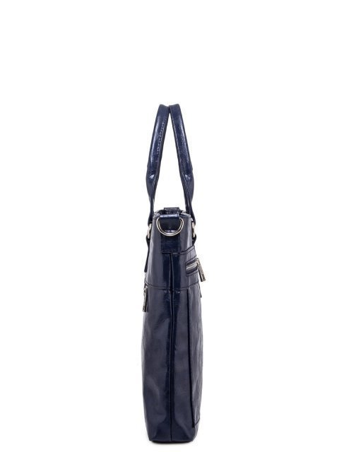 Синяя сумка классическая S.Lavia (Славия) - артикул: 355 048 70 - ракурс 2