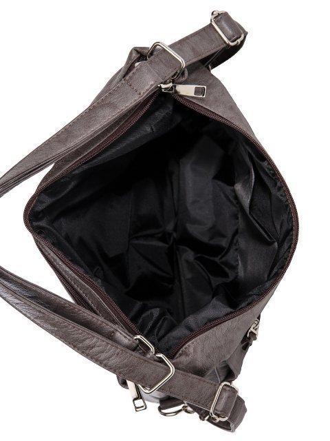 Коричневая сумка мешок S.Lavia (Славия) - артикул: 962 601 12 - ракурс 5