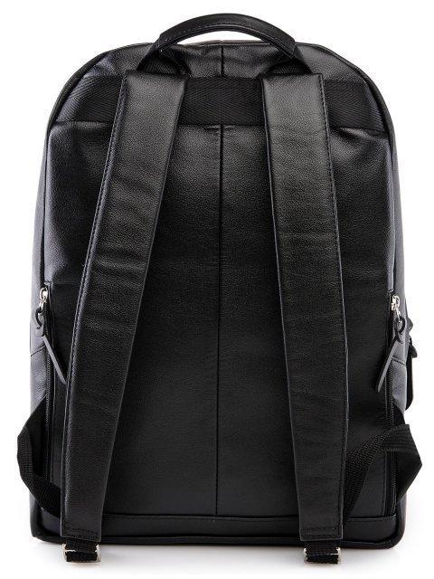 Чёрный рюкзак S.Lavia (Славия) - артикул: 0081 10 01 - ракурс 3