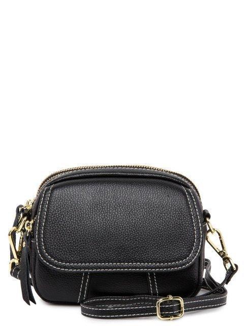 Чёрная сумка планшет Polina - 2799.00 руб