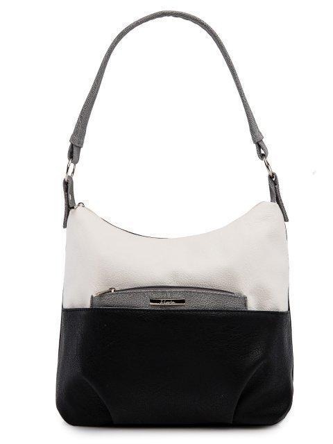 Чёрная сумка мешок S.Lavia - 1606.00 руб