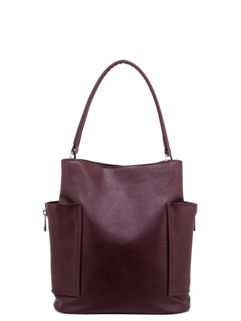 Бордовая сумка мешок S.Lavia - 2099.00 руб