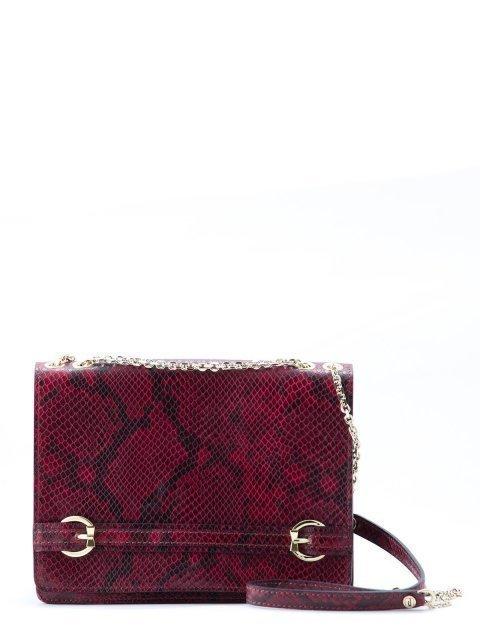 Бордовая сумка планшет Gianni Chiarini - 5495.00 руб