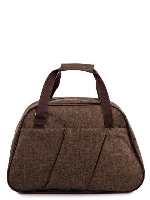Коричневая дорожная сумка Lbags - 999.00 руб