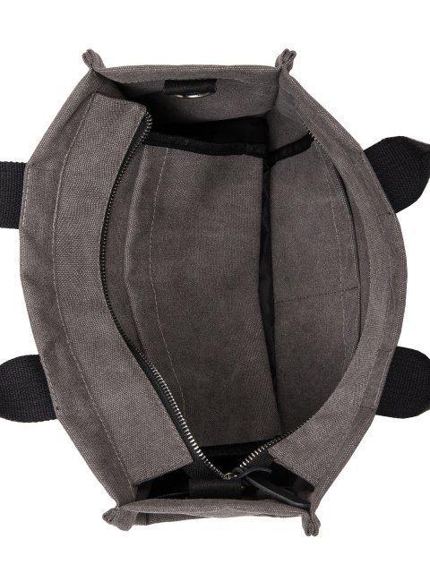 Серая сумка классическая S.Lavia (Славия) - артикул: 01-90 30 05 - ракурс 4