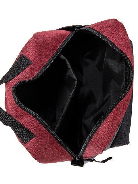 Бордовый рюкзак S.Lavia (Славия) - артикул: 00-101 00 03 - ракурс 4