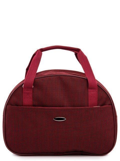 Бордовая дорожная сумка Lbags - 720.00 руб