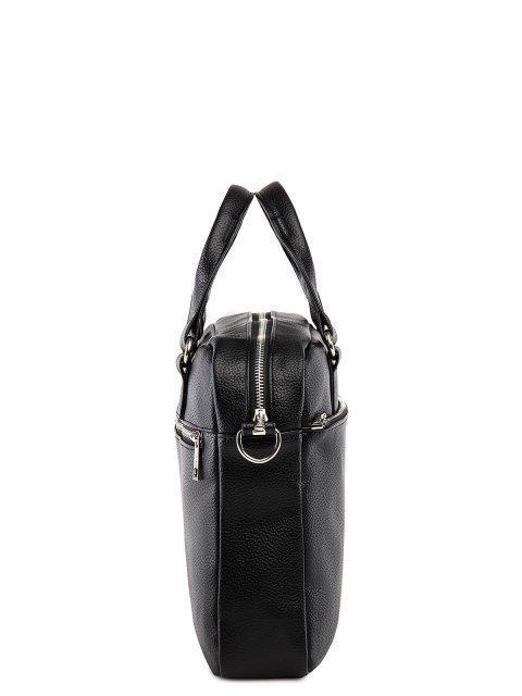 Чёрная сумка классическая S.Lavia (Славия) - артикул: 1167 902 01.14  - ракурс 2