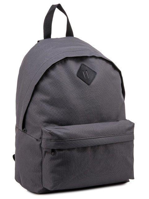 Серый рюкзак S.Lavia (Славия) - артикул: 00-03 000 05 - ракурс 1