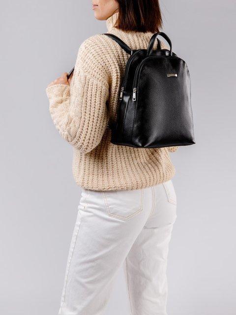 Чёрный рюкзак S.Lavia (Славия) - артикул: 965 598 01 - ракурс 5