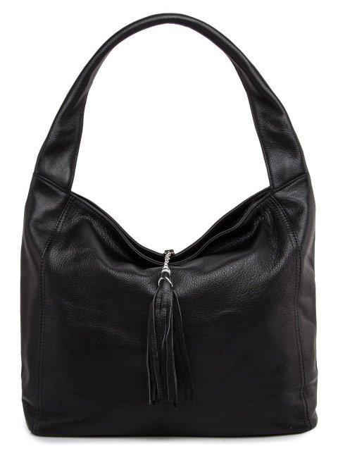 Чёрная сумка мешок Angelo Bianco - 6999.00 руб