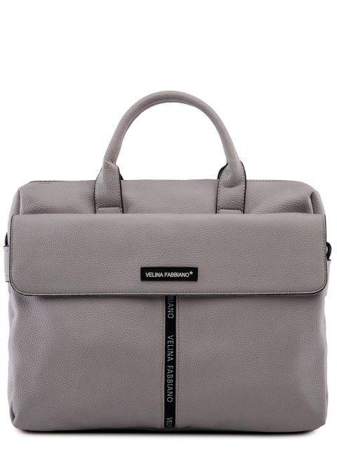 Серая сумка классическая Fabbiano - 3599.00 руб