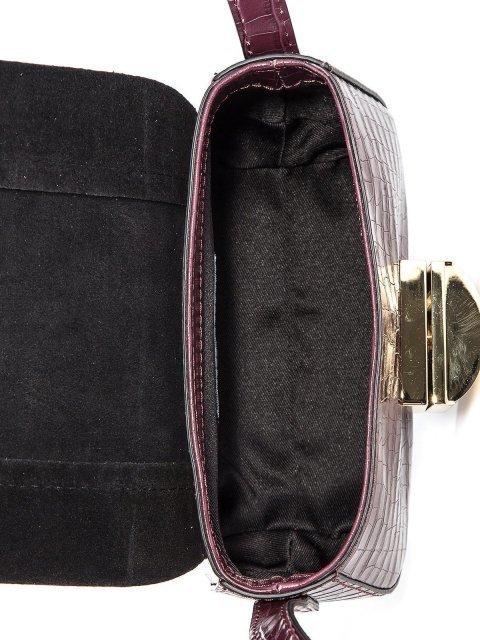 Бордовая сумка планшет Gianni Chiarini (Джанни Кьярини) - артикул: К0000033653 - ракурс 4