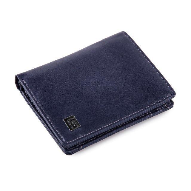 Синее портмоне Barez - 720.00 руб