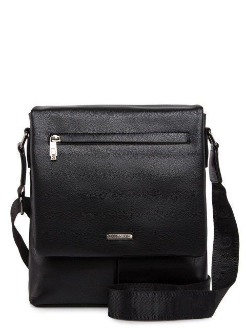 Чёрная сумка планшет Bradford - 2499.00 руб