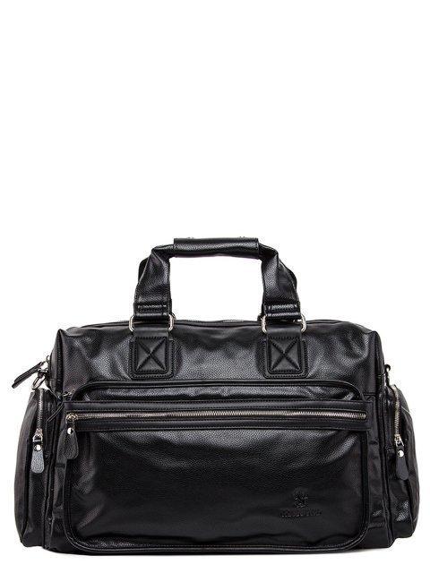Чёрная дорожная сумка Bradford - 3696.00 руб