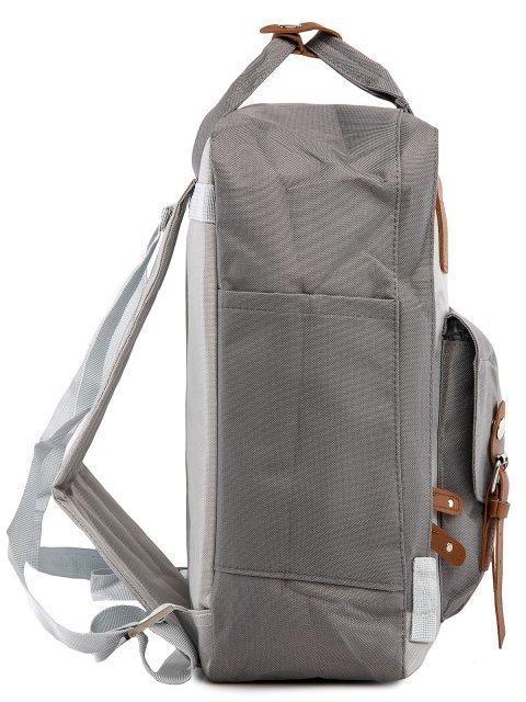 Серый рюкзак Kanken (Kanken) - артикул: 0К-00029025 - ракурс 2