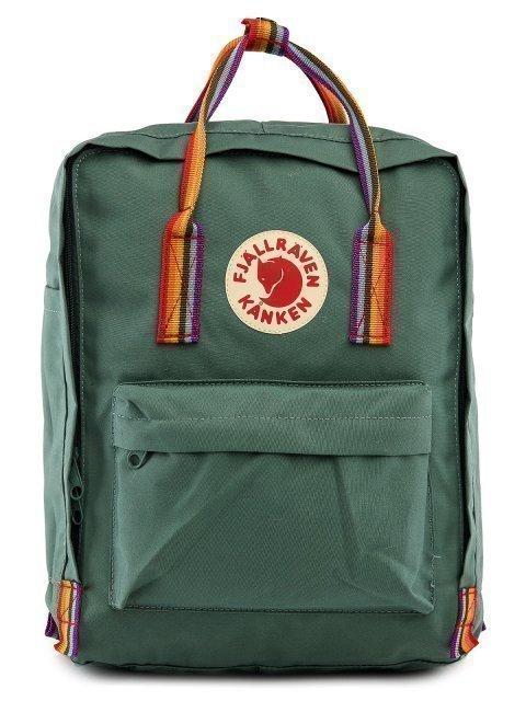 Зелёный рюкзак Kanken - 1899.00 руб