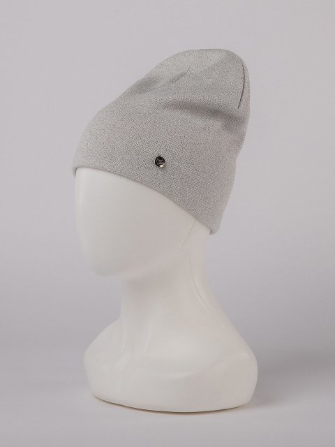 Серая шапка Classic - 599.00 руб