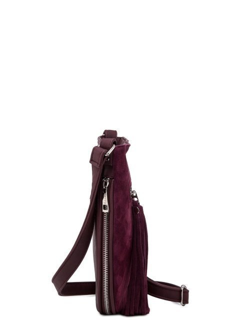 Бордовая сумка планшет S.Lavia (Славия) - артикул: 709 99 03 - ракурс 2