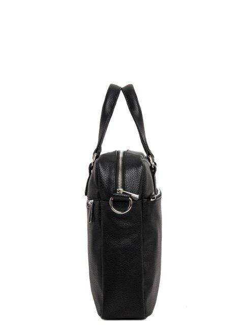 Чёрная сумка классическая S.Lavia (Славия) - артикул: 1167 902 01 - ракурс 2