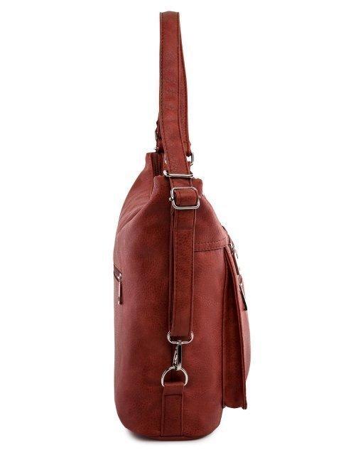 Красная сумка мешок S.Lavia (Славия) - артикул: 957 860 90  - ракурс 2