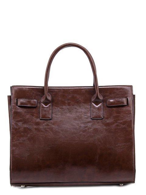 Коричневая сумка классическая Domenica - 1280.00 руб