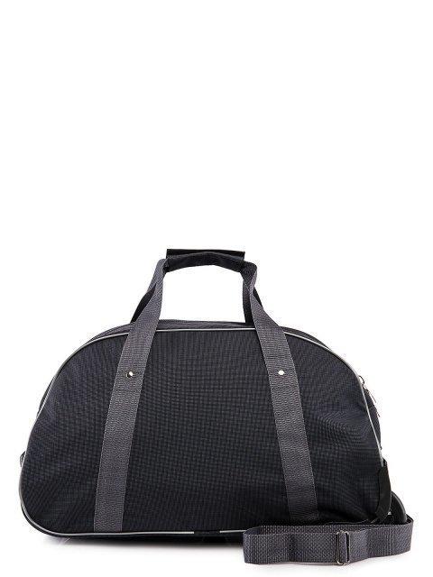 Серый чемодан Lbags (Эльбэгс) - артикул: К0000015899 - ракурс 3