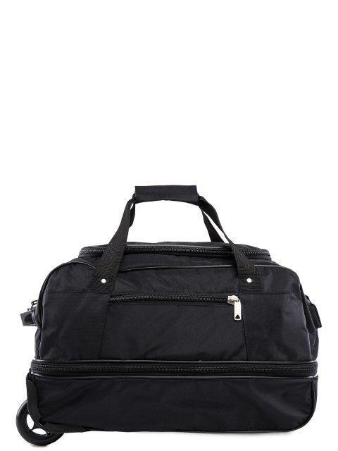 Чёрный чемодан Lbags - 2890.00 руб