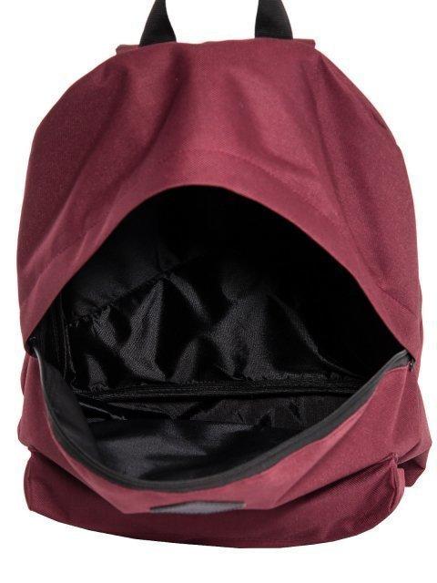 Бордовый рюкзак S.Lavia (Славия) - артикул: 00-03 000 03 - ракурс 4