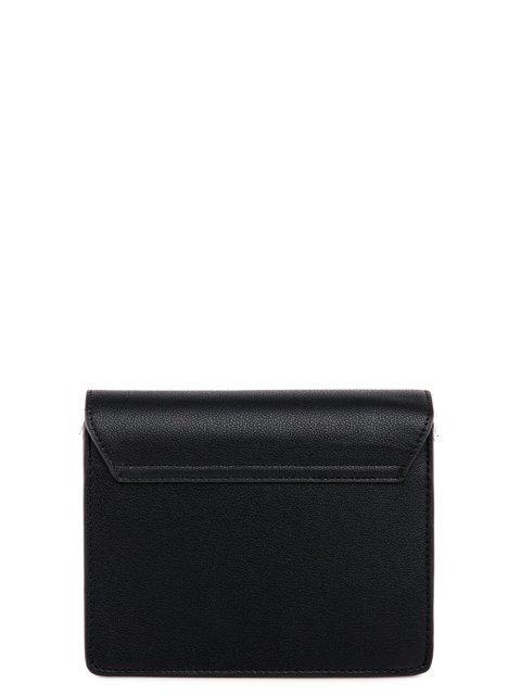 Чёрная сумка планшет David Jones (Дэвид Джонс) - артикул: 0К-00026268 - ракурс 3