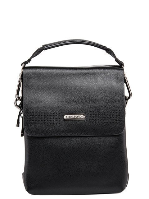 Чёрная сумка планшет Bradford - 2198.00 руб