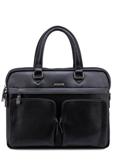 Чёрная сумка классическая Bradford - 3499.00 руб