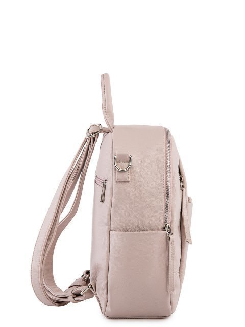 Бежевый рюкзак S.Lavia (Славия) - артикул: 1186 218 20  - ракурс 2