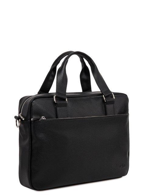Чёрная сумка классическая S.Lavia (Славия) - артикул: 1167 902 01 - ракурс 1