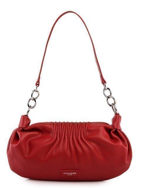 Красная сумка планшет David Jones - 2199.00 руб