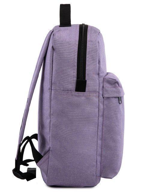 Сиреневый рюкзак S.Lavia (Славия) - артикул: 00-101 00 82 - ракурс 2