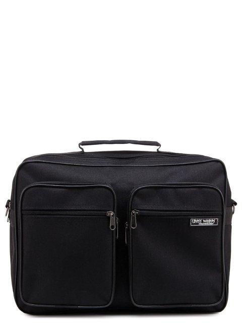 Чёрная сумка классическая S.Lavia - 849.00 руб